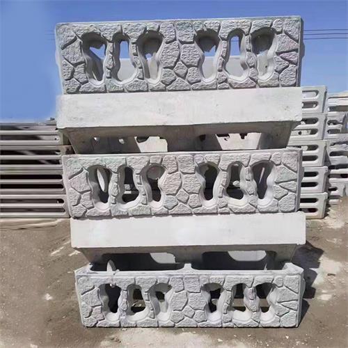 河道阶梯护坡钢模具报价 韧性强