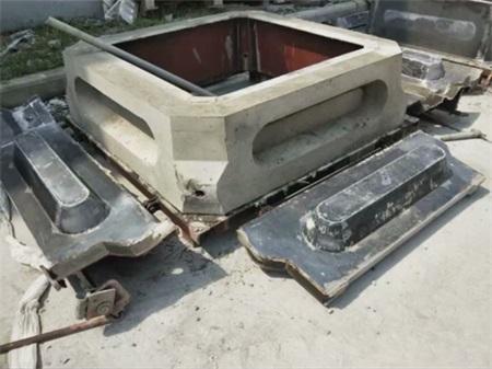 预制阶梯护坡钢模具供货商 不变形易脱模