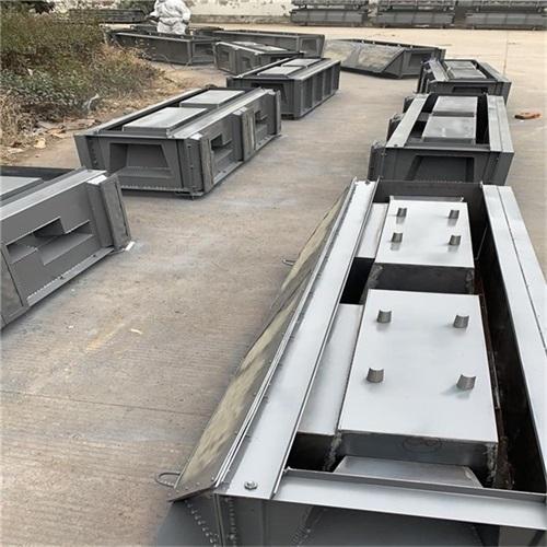 挡土墙钢模具制作