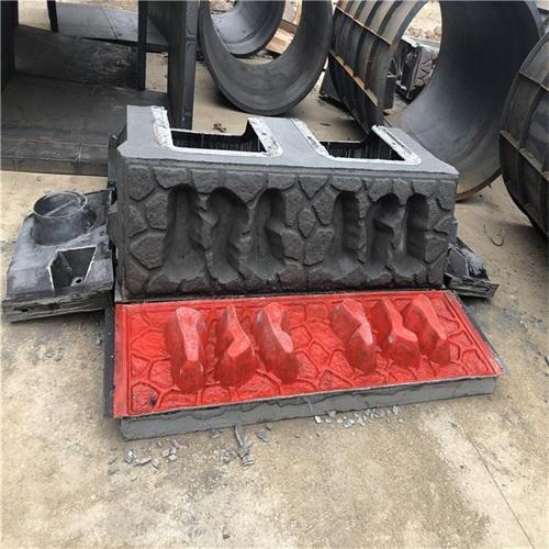 河道阶梯护坡钢模具生产厂家