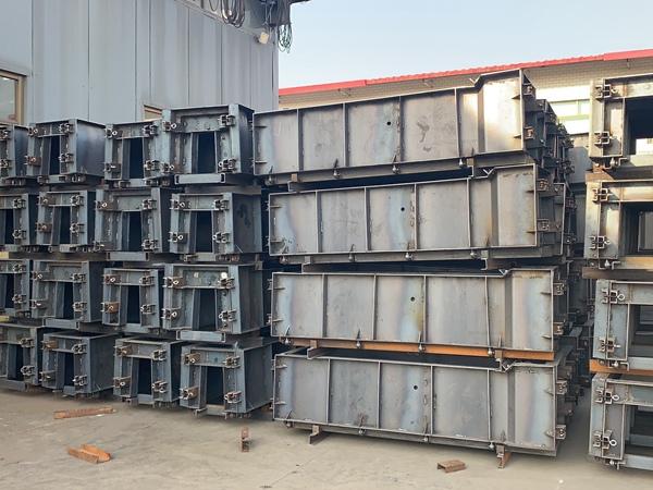 预制排水槽钢模具直供 韧性强