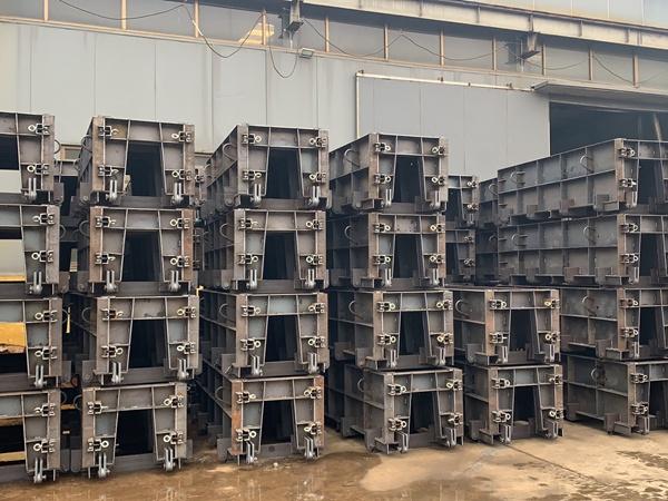 河道急流槽模具生产厂家 韧性强