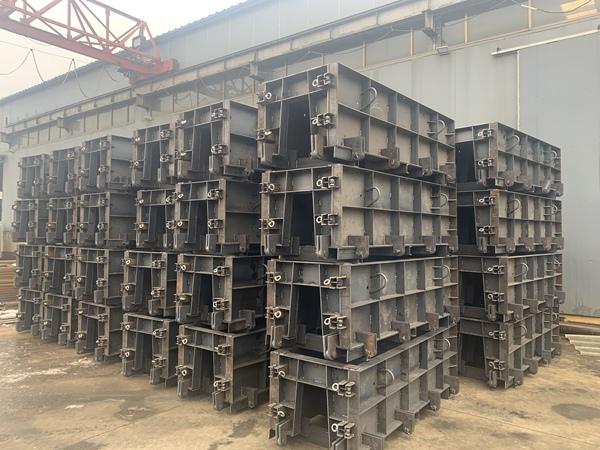 生态排水槽钢模具图纸