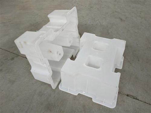 生态连锁护坡砖模具单价 表面光滑规整