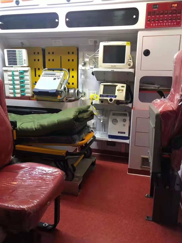 出租120救護車收費|獲取報價在這里|神農架公司救護車出租電話
