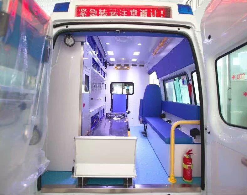 黃山公司救護車出租電話 個人救護車出租 歡迎來電洽談