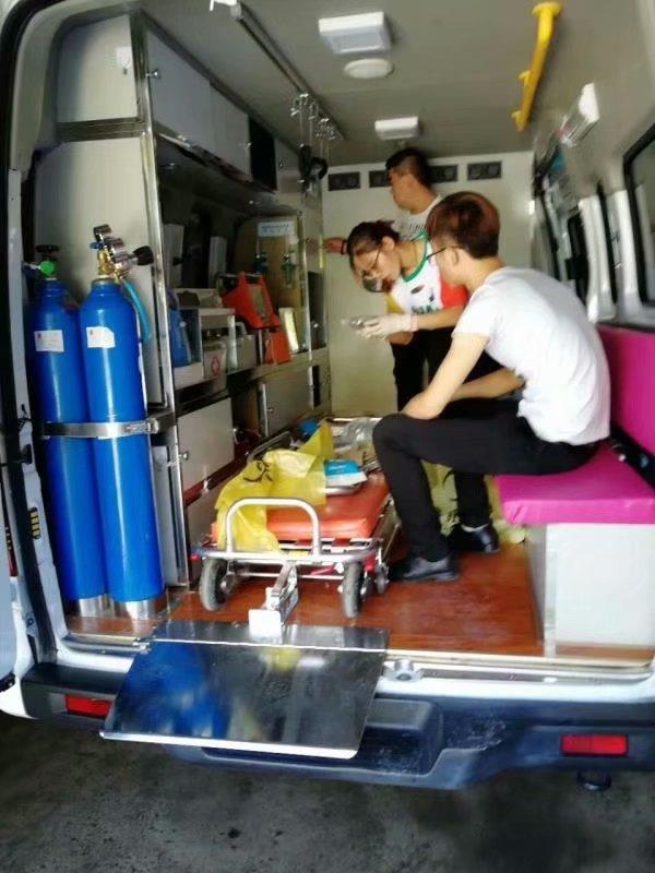 茂名救護車出租救護車|歡迎前來咨詢|汕尾公司救護車出租電話