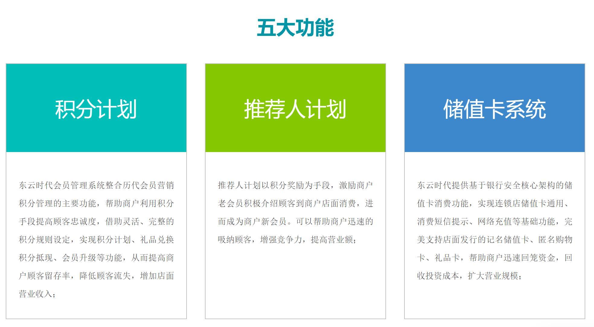 会员卡管理系统开发