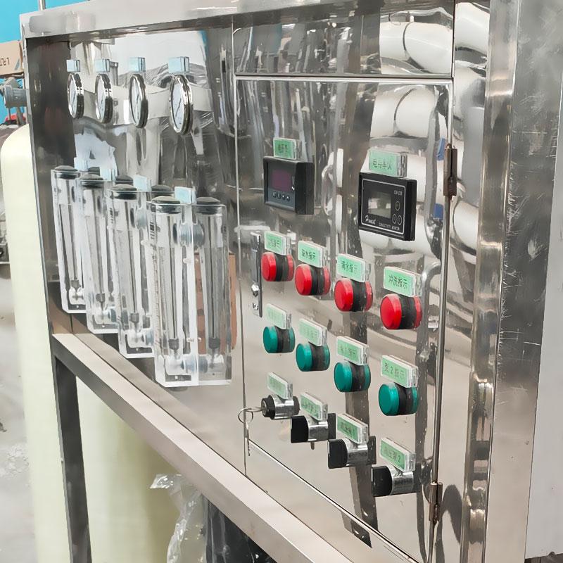 石家庄1吨直饮水设备 技术方案