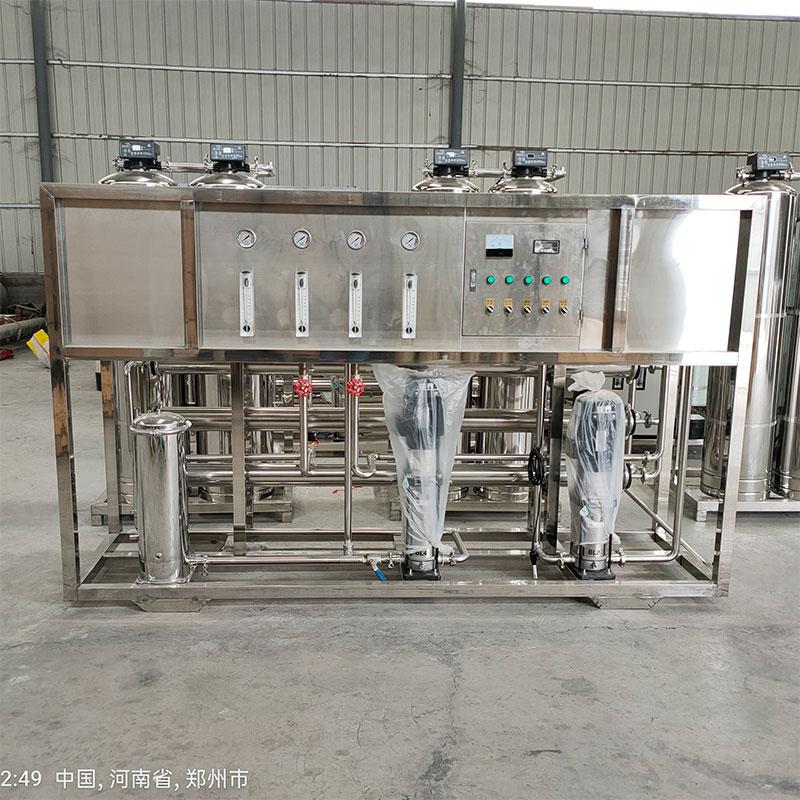 湘潭1吨瓶装水设备 药箱