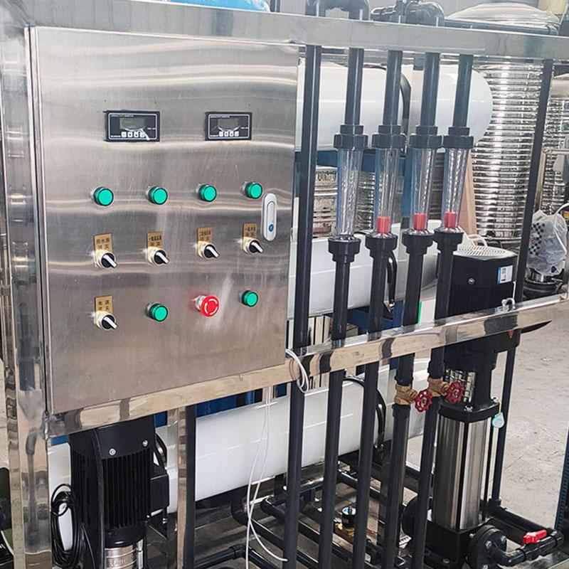 平凉双级制水设备 控制阀