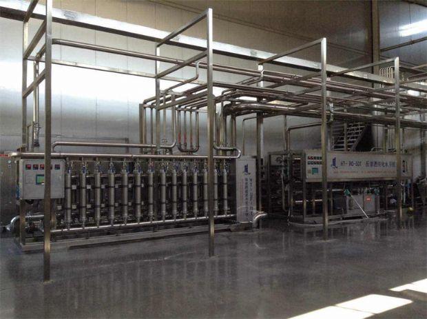工业大型纯水系统应用