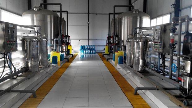 工业纳滤水处理系统应用案例