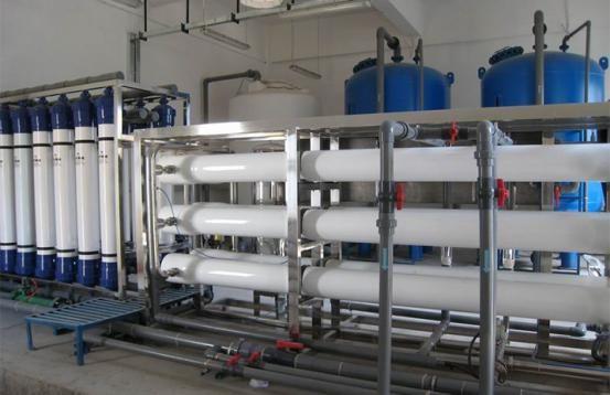 超滤和反渗透在中水回用中的应用