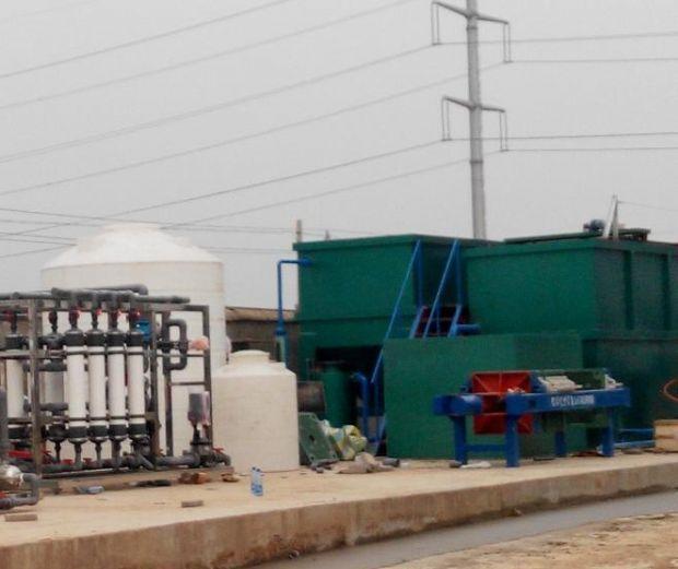 精密机械加工行业废水处理(切削液、乳化液废水)