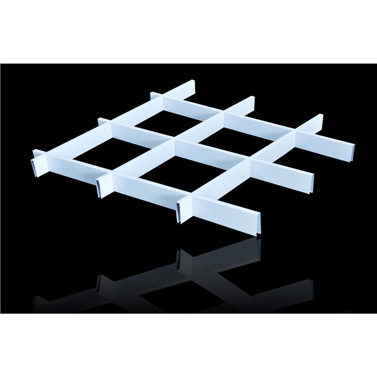 铝艺格栅价格 贵州大厅铝格栅厂家