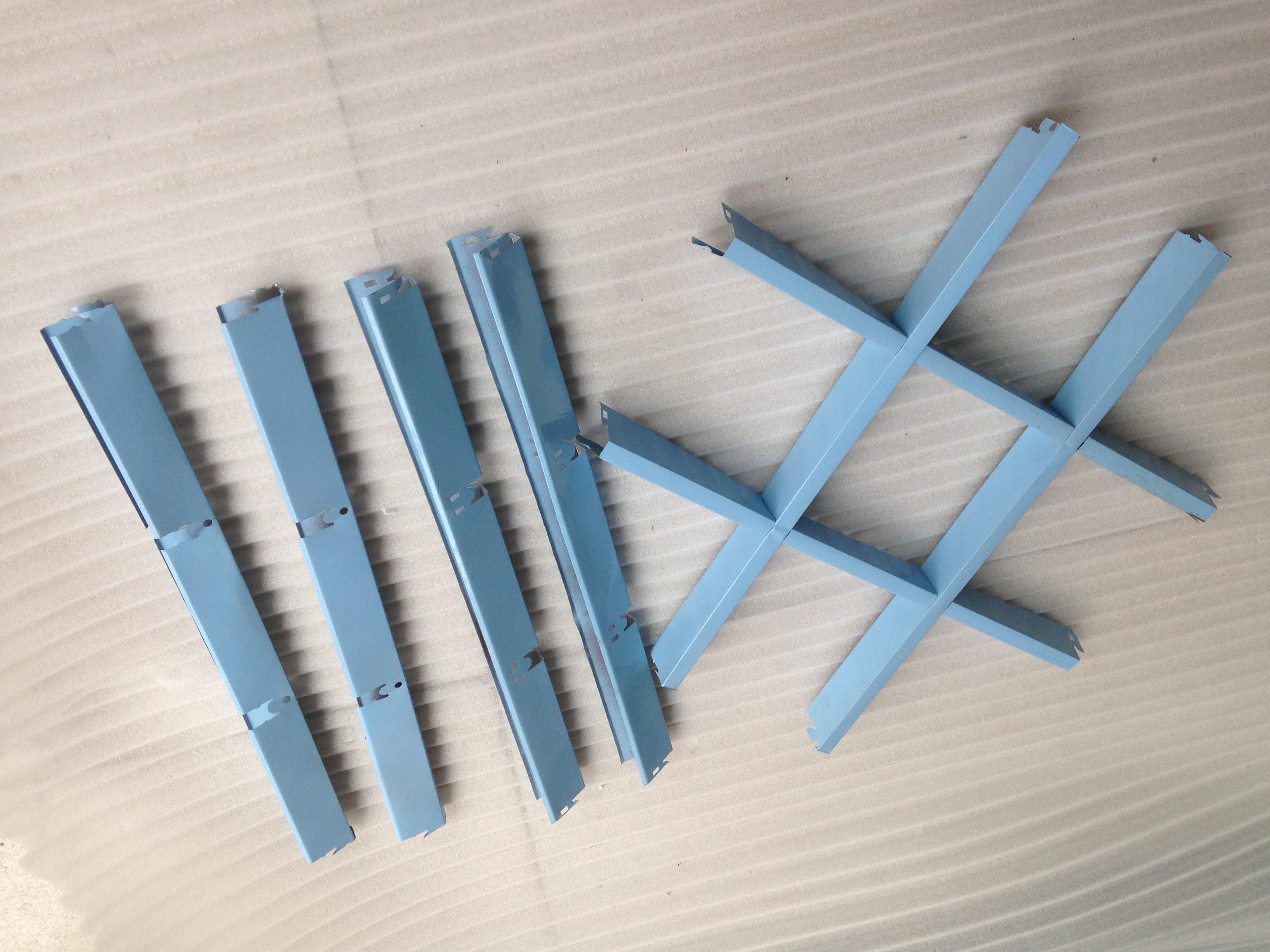 塑料网格吊顶