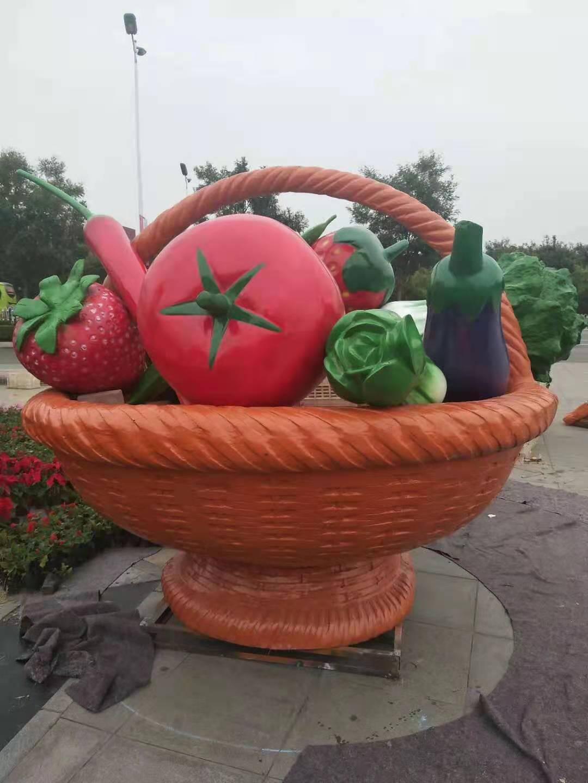 花篮景观雕塑报价表