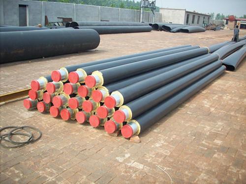 直埋热水预制保温管 深圳聚氨酯直埋保温管供货商