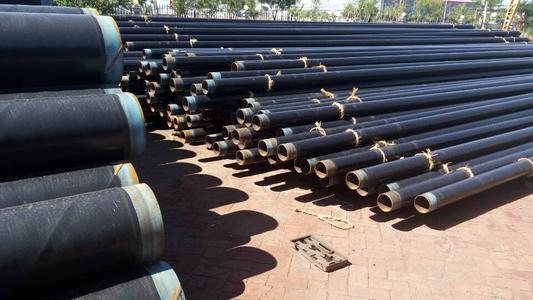 輸油管道用環氧粉末防腐鋼管