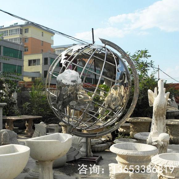 公园不锈钢雕塑