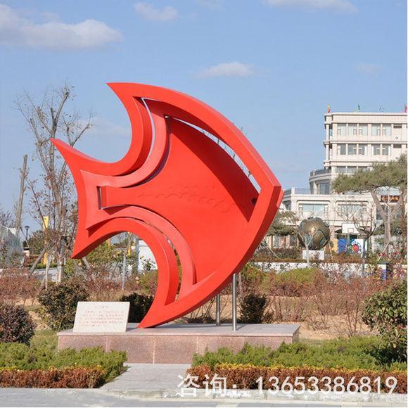 小区不锈钢雕塑 实力源头厂家