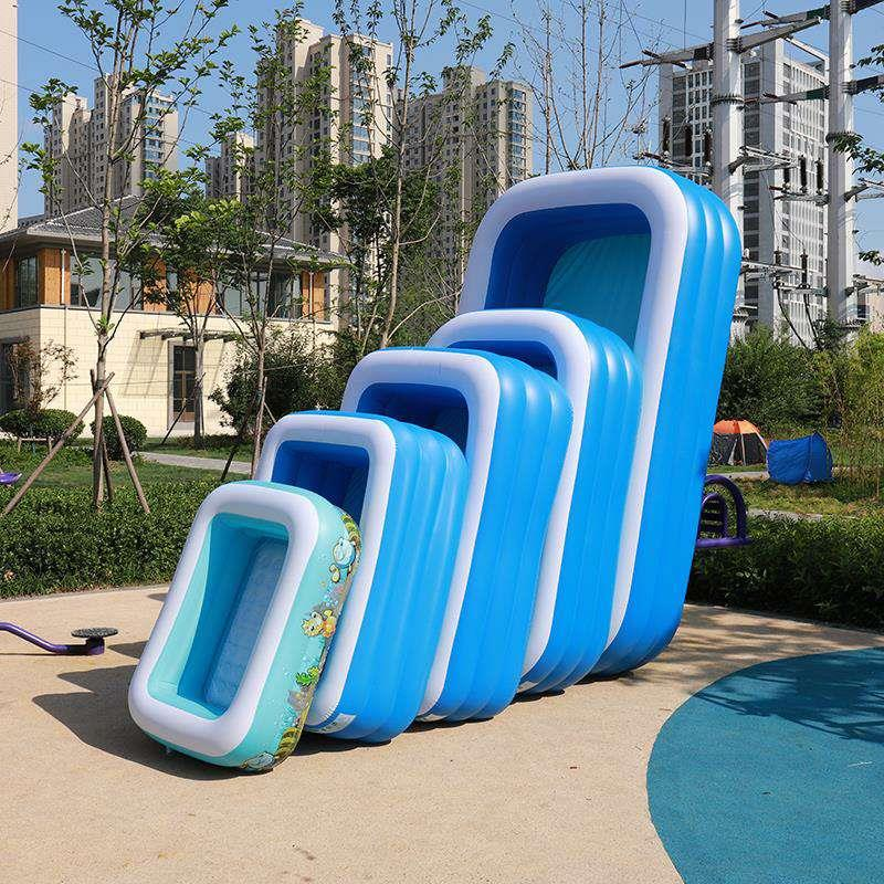 江苏儿童充气游泳池玩具定制厂