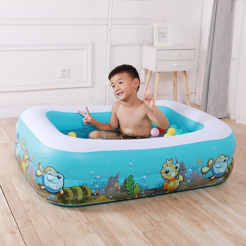 湖北儿童充气游泳池玩具批发
